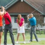 Golfing at Holiday Valley