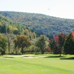 Elkdale Golf Course in the Fall