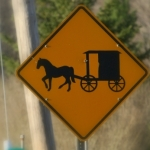 In the heart of Amish Country