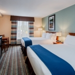Holiday Inn Express in Salamanca NY Hotel Deals