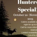 The Woods at Bear Creek Hunters Special