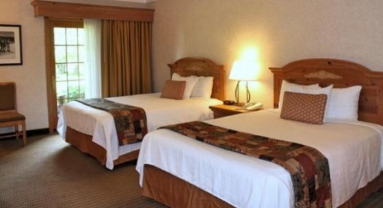 Inn at Holiday Valley Standard Room