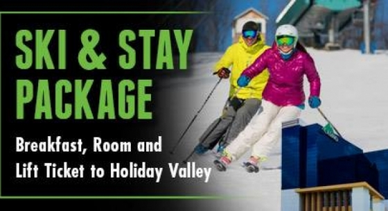 Ski and Stay at the Seneca Allegany Resort and Casino