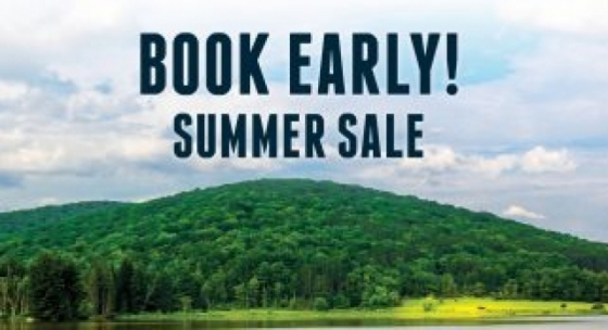 Book Early Summer Sale at Seneca Allegany Casino