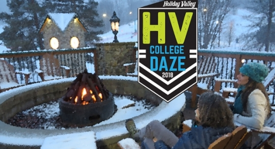 2018 College Daze Party Package at Holiday Valley
