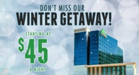 Winter Getaway at Casino