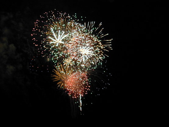 Fireworks in Cattaraugus County from 2006