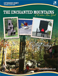 Enchanted Mountains of Cattaraugus County Travel Guide for 2013
