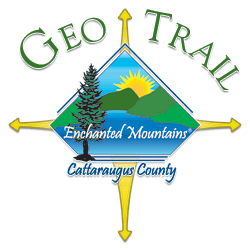Enchanted Mountains GeoTrail logo