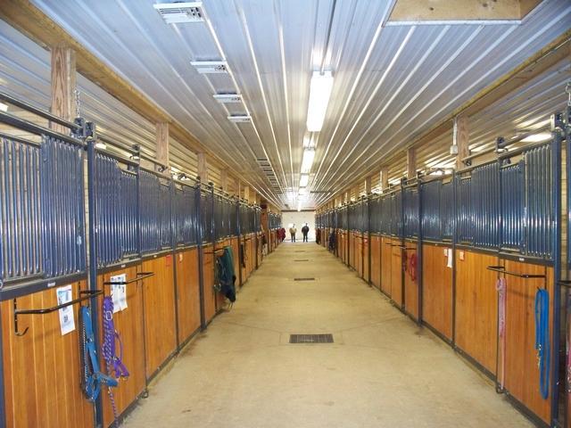 Nash Hill Equestrian Center In Gowanda Enchanted
