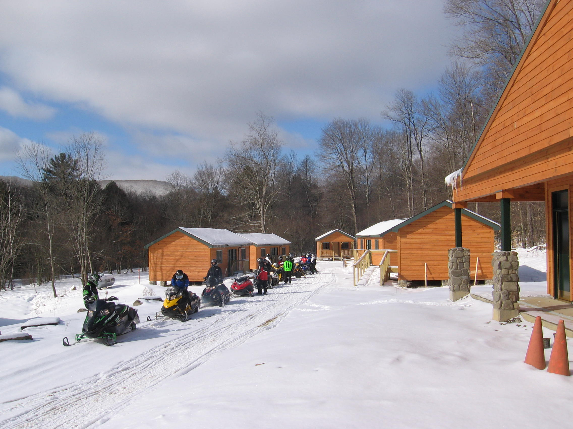 Allegany State Park S Group Camp 5 In Salamanca
