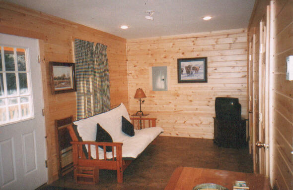Great view cabins in kill buck enchanted mountains of for Cabins new york state