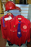 antique firefighting uniforms