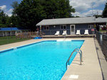 Pool at Popehaven Campground