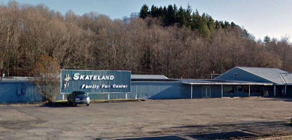 Skateland Family Fun Center in Franklinville | Enchanted