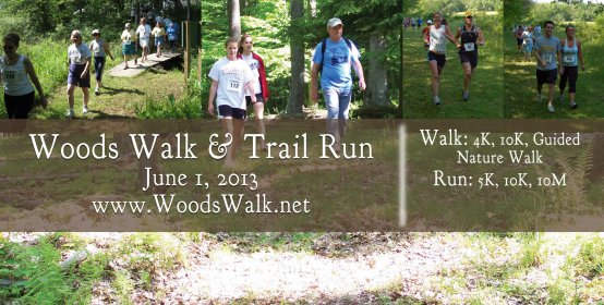 Woods Walk & Trail Run