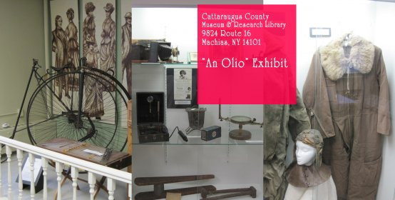 """An Olio"" Exhibit"