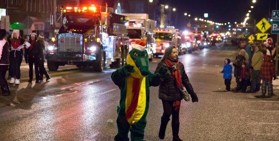 2014 Santa Claus Lane Parade