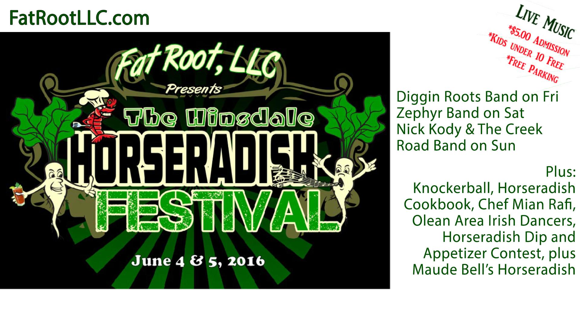 The Horseradish Fest!