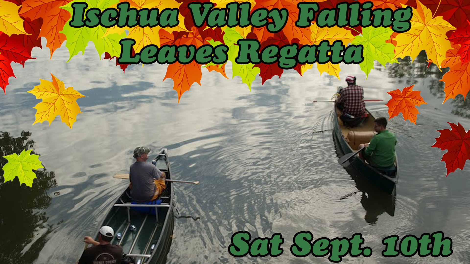 Ischua Valley Falling Leaves Regatta