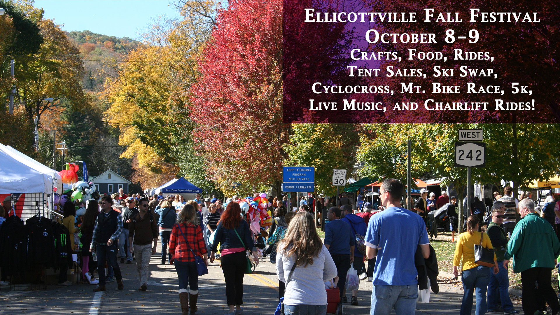 Join in the Fall Festival!