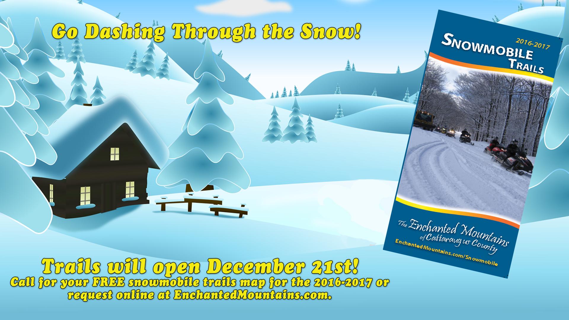 Cattaraugus County Snowmobile 2016-17
