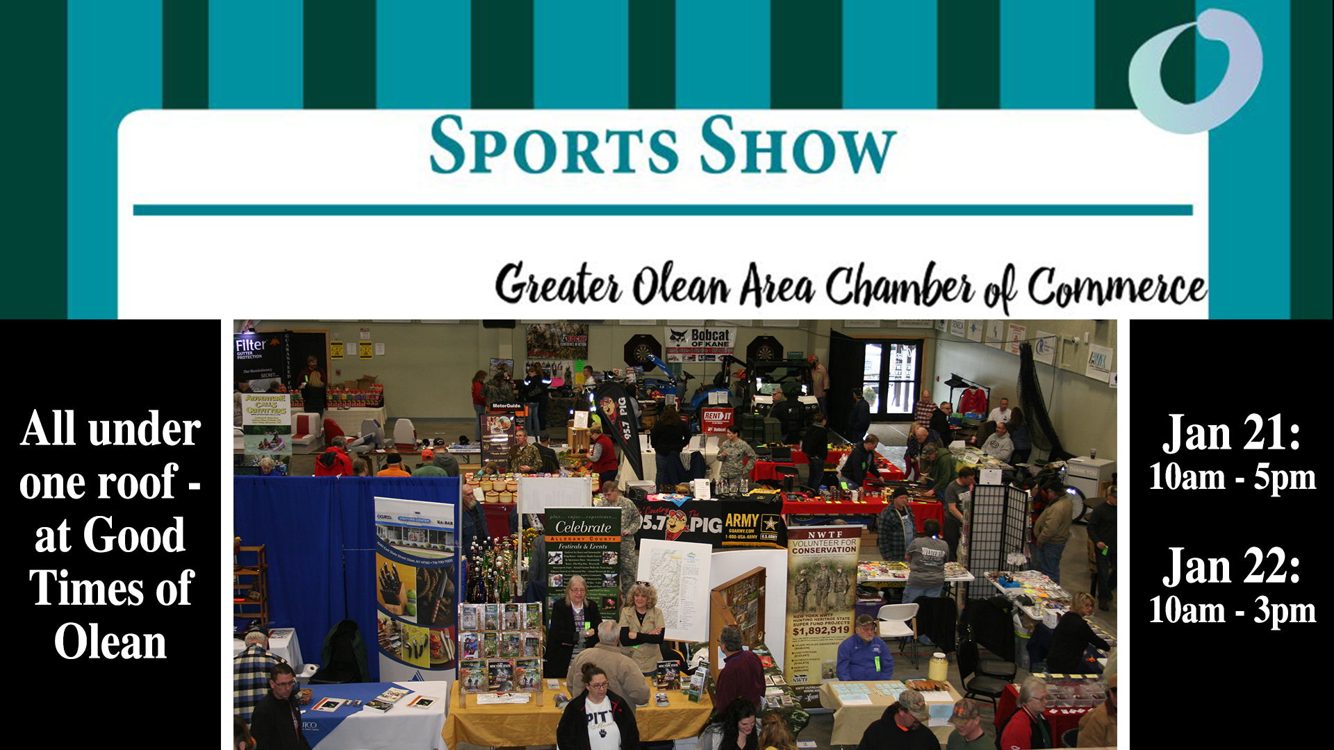 Olean's Outdoor and Rec Show 2017