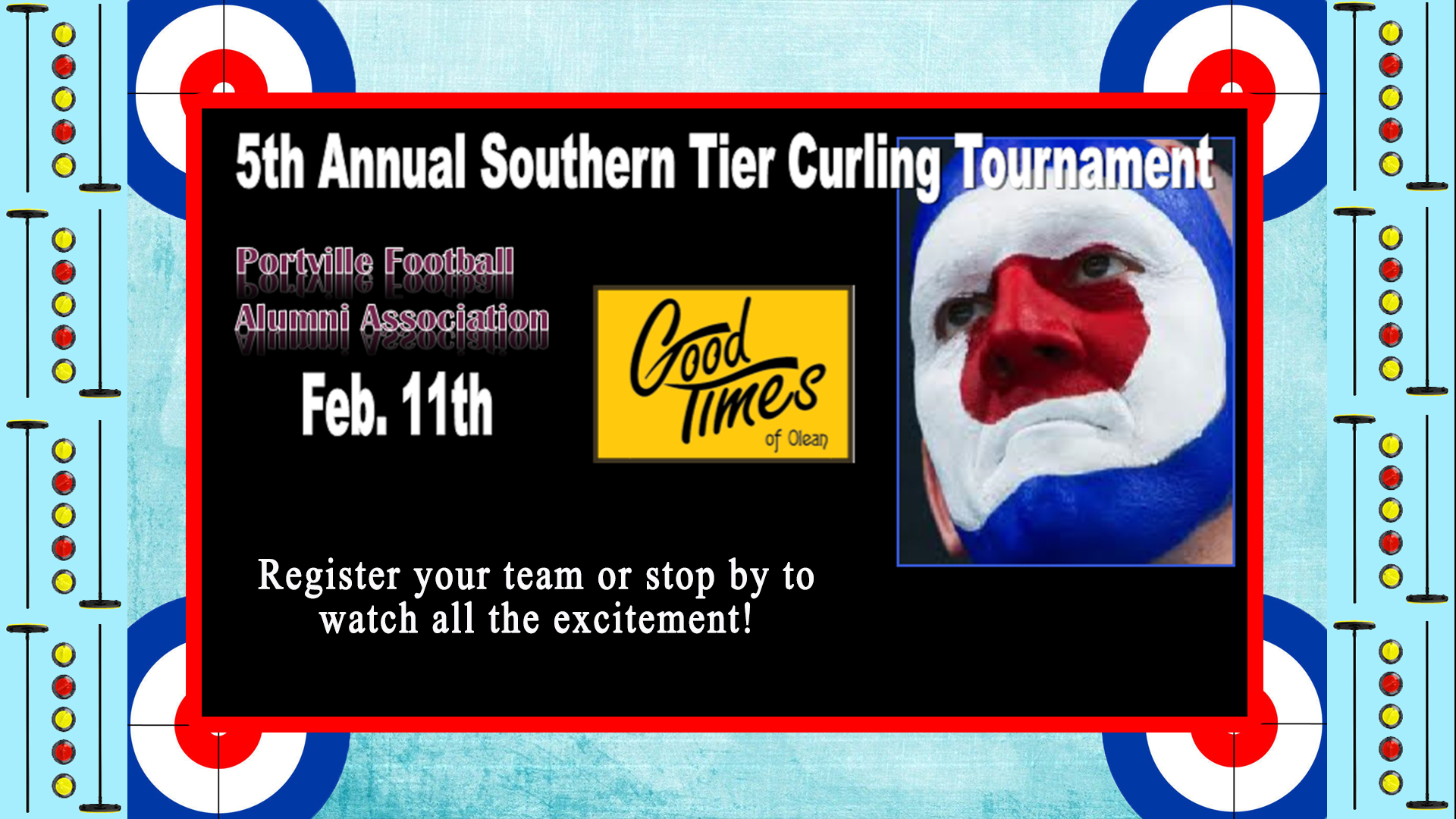 2017 Southern Tier Curling Tournament