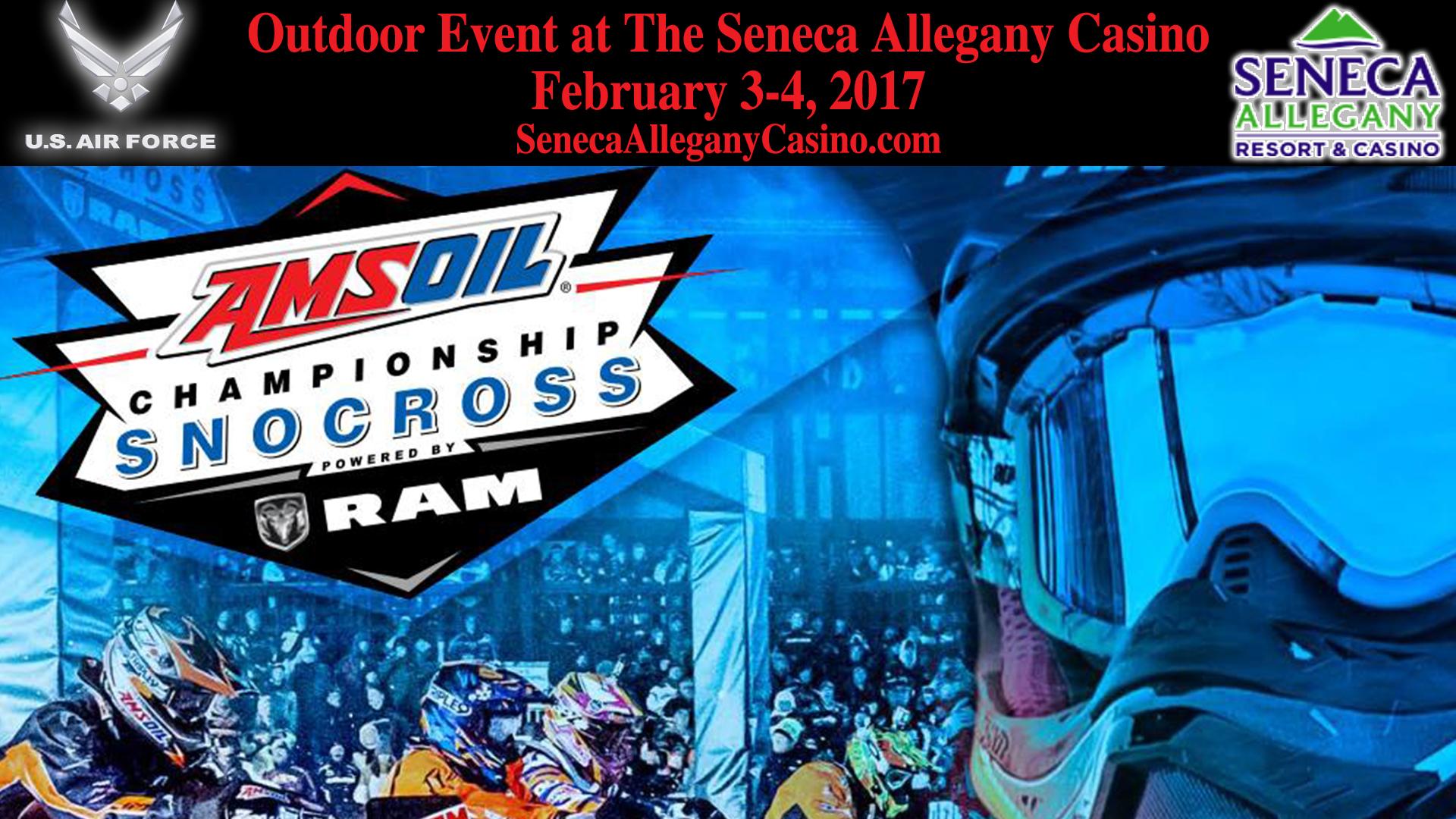 Snocross Championship at Seneca Allegany Casino
