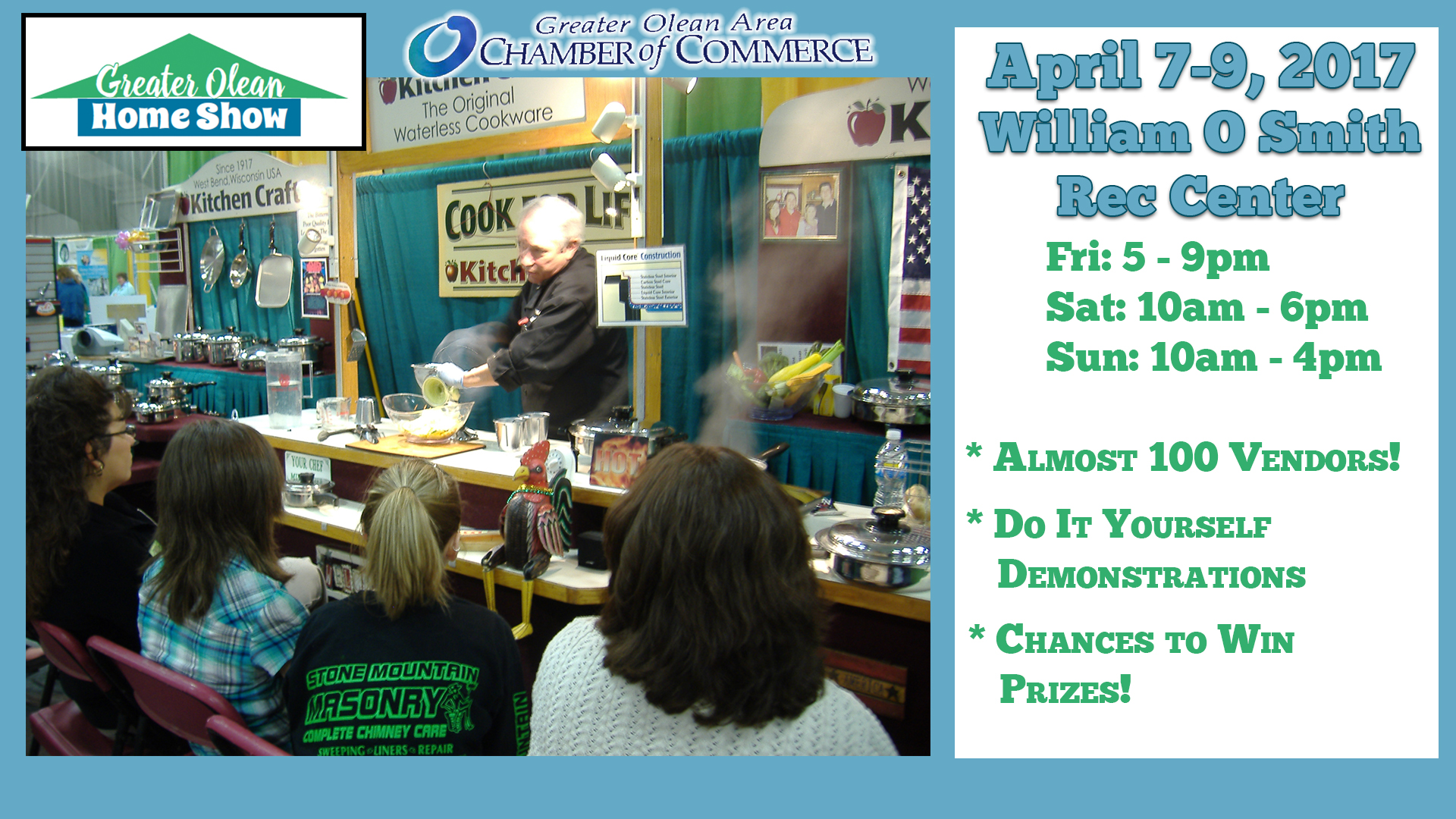 2017 Olean Home Show