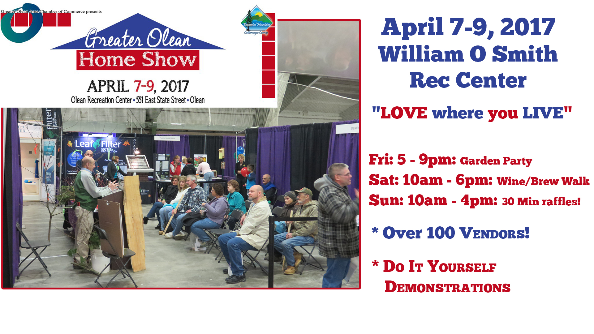 Greater Olean Home Show