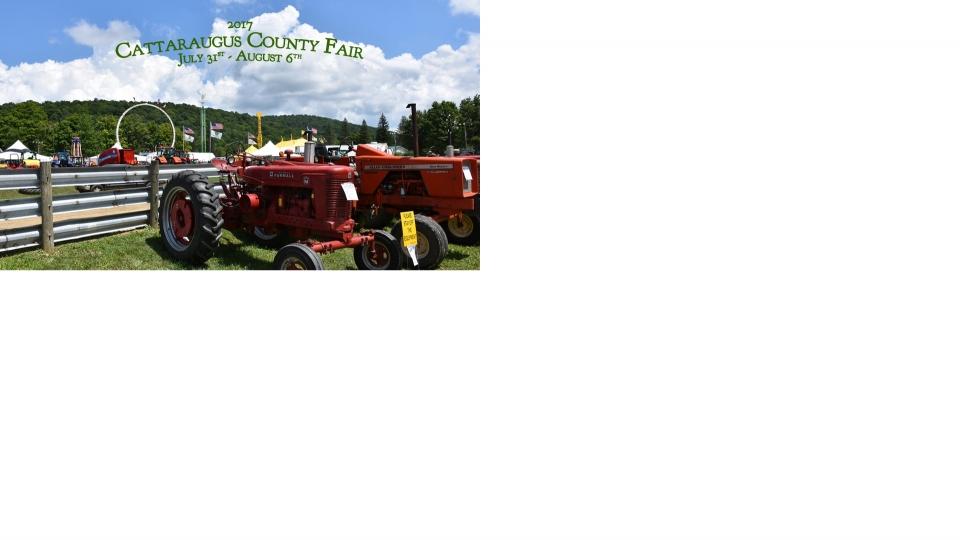 175th Cattaraugus County Fair