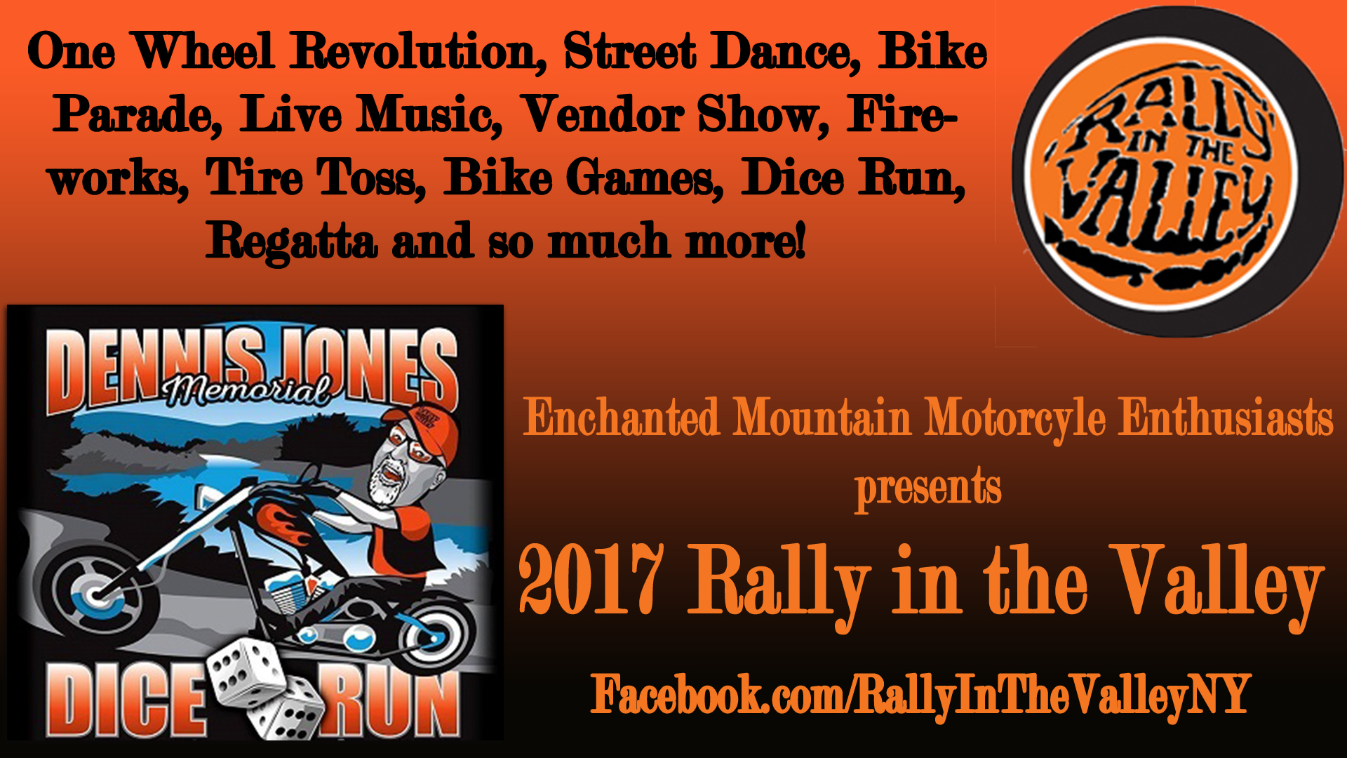 Rally in the Valley 2017