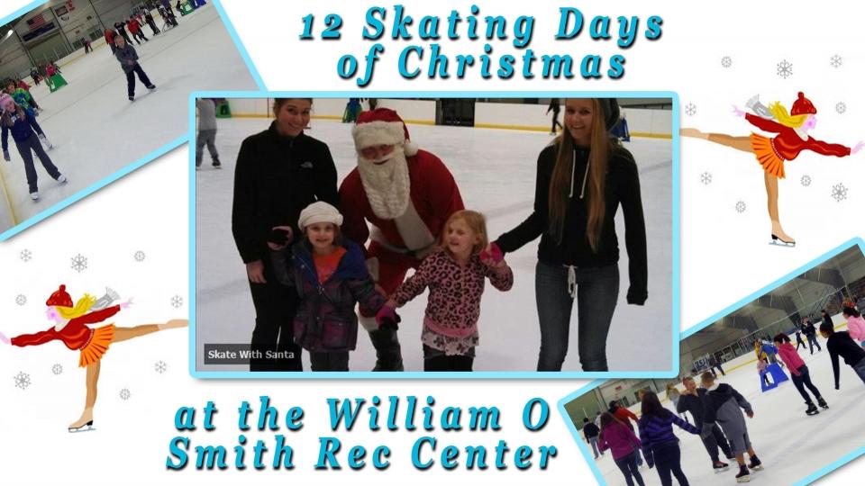 12 Skating Days of Christmas in Olean 2017