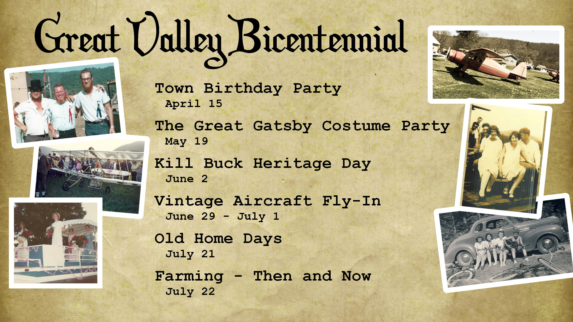 Great Valley Bicentennial