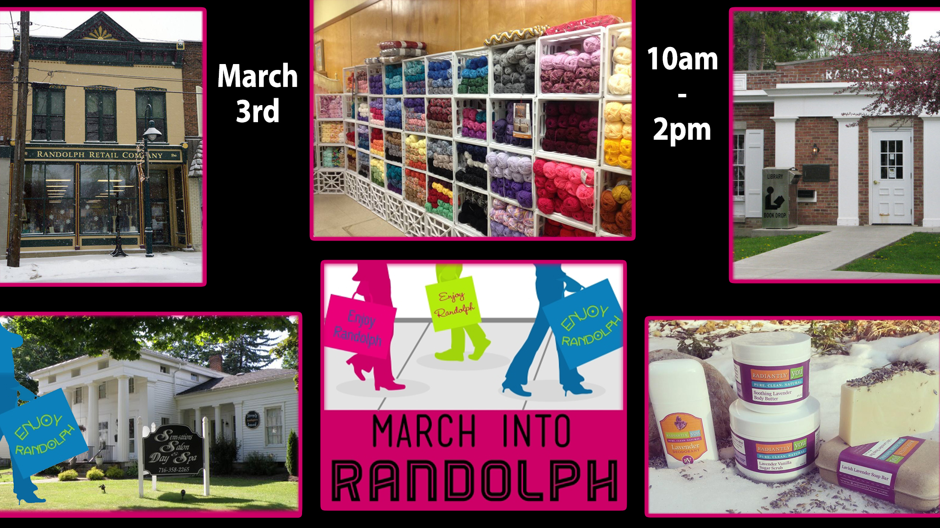March into Randolph 2018