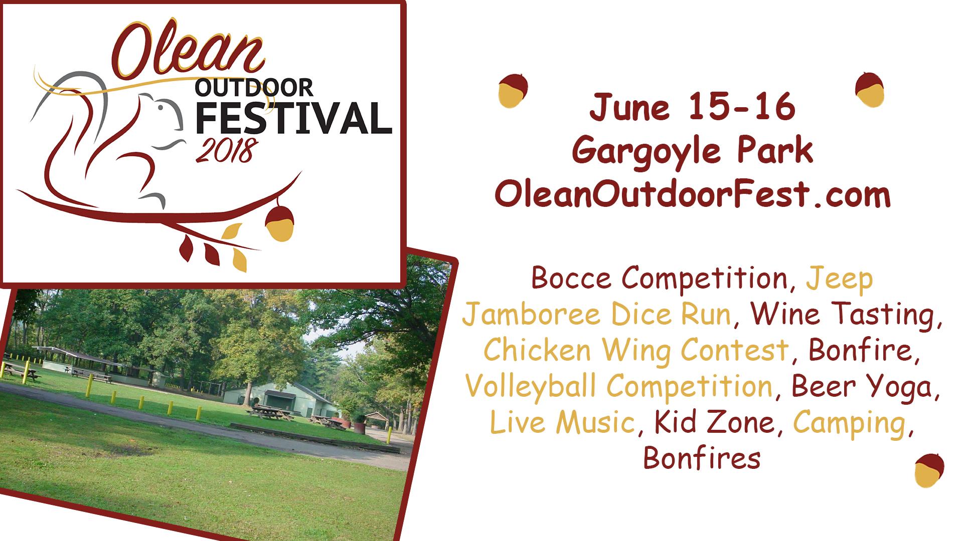 2018 Olean Outdoor Fest