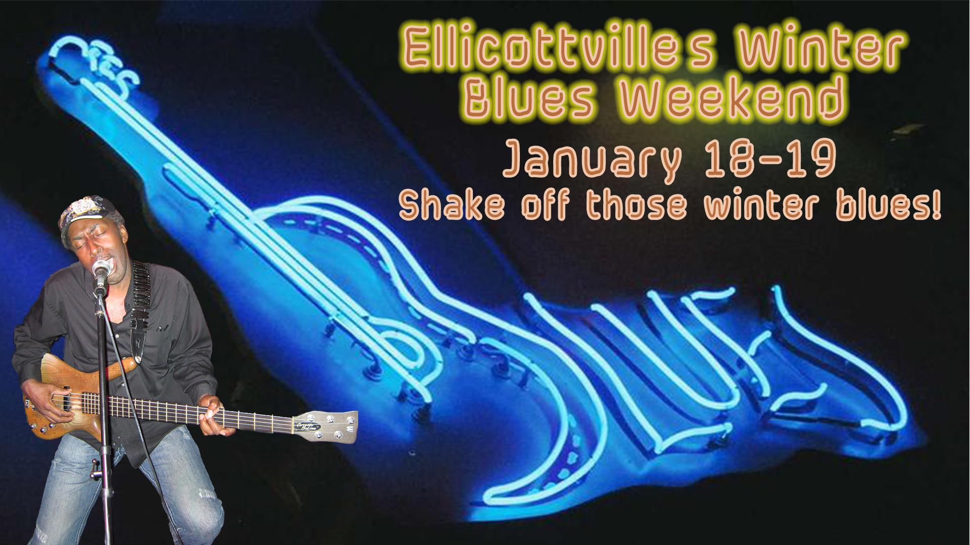 Ellicottville Blues Weekend