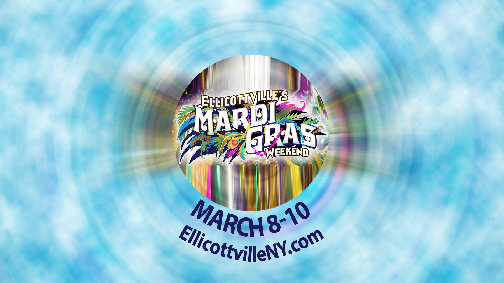 Ellicottville's Mardi Gras Weekend 2019
