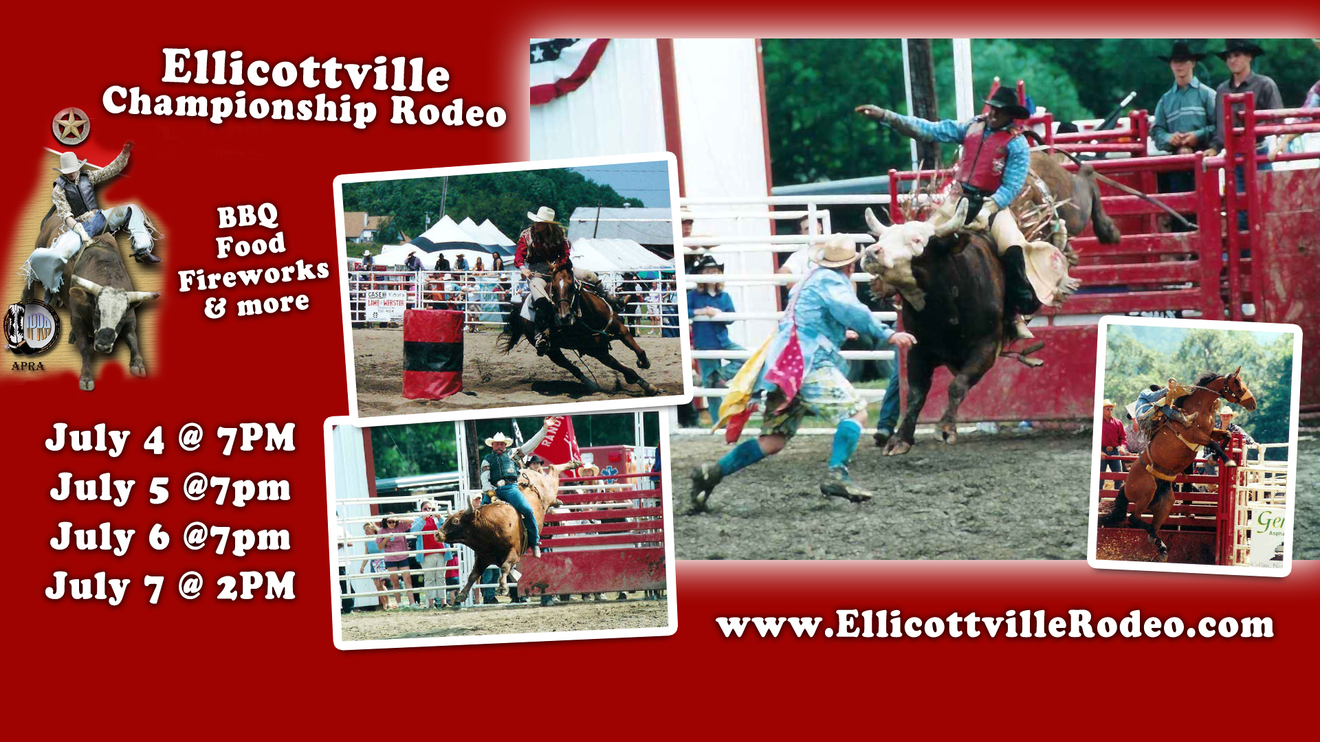 2019 Ellicottville Rodeo