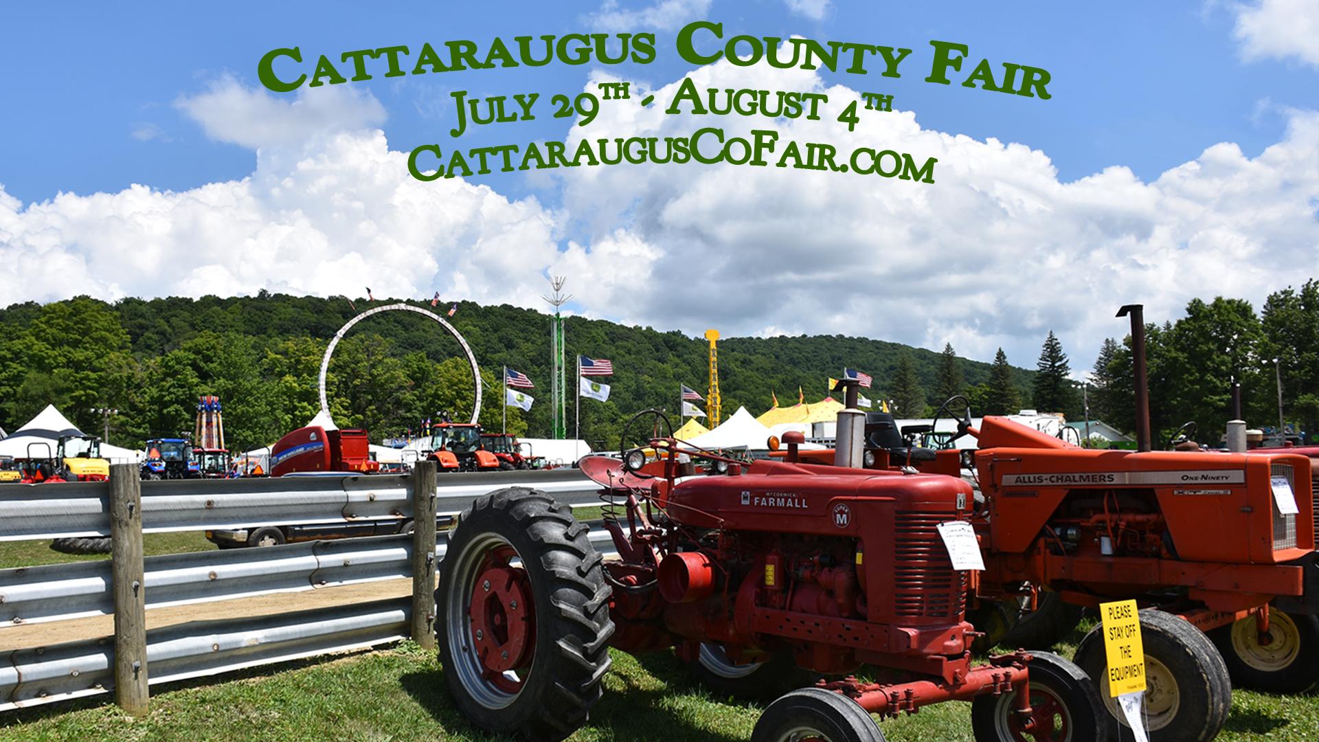 2019 Cattaraugus County Fair