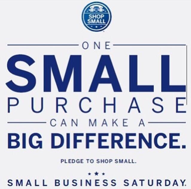 small business saturday - photo #11