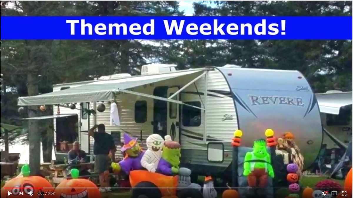 Allegany Mountain Resort's Themed Weekends