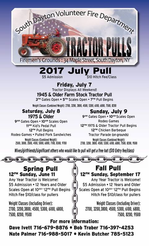 South Dayton Tractor Pull