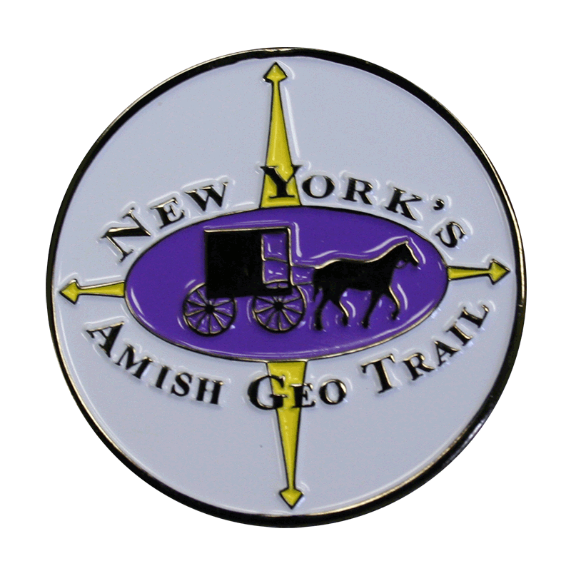 Geocoin from completing the NYAGT Part 1