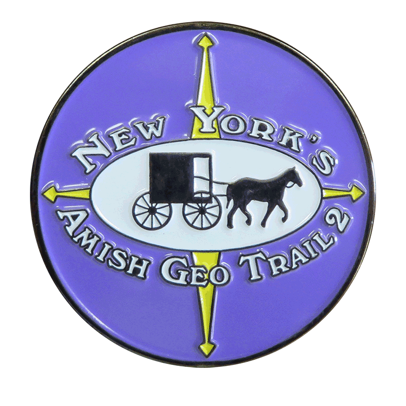 Geocoin from completing the NYAGT Part 2