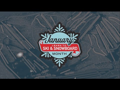 Holiday Valley offers half off Beginner Learn to Ski or Ride Packages for ages 12 and up!