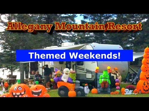 Themed Weekends last through November and are a great time for your family!
