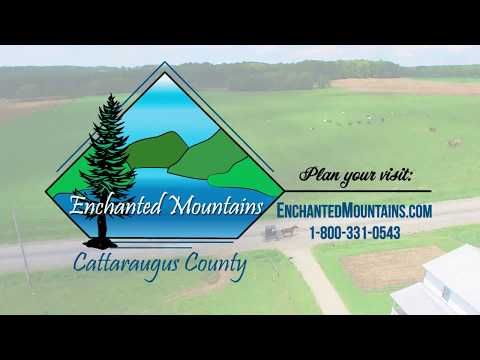 See just some of the Fun Cattaraugus County offers in Summer!